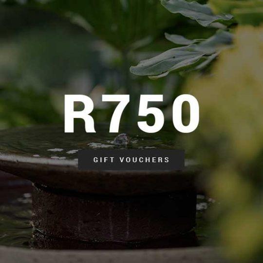 R750 Gift Voucher